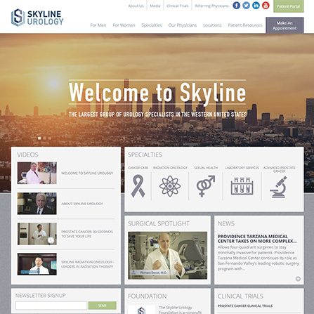 Skyline Urology