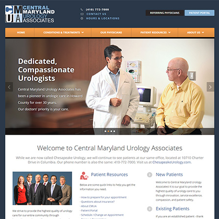 Central MD Urology